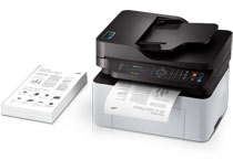 Samsung Xpress M2070FW Multifunction Printer Product Shot