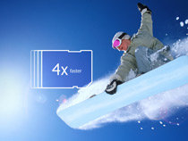 Samsung PRO 16GB SD Memory Card Product Shot