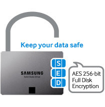 SED helps keep your files secure