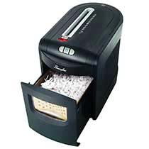 Swingline EX10-06 Cross-cut Jam Free Shredder, 1-2 Users