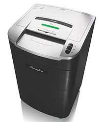 Swingline LM12-30 Micro-cut Jam Free Shredder, 20+ Users