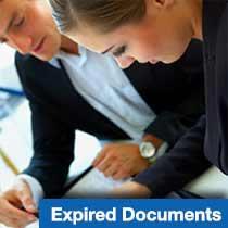 Expired Documents