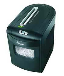 Swingline EM07-06 Micro-cut Jam Free Shredder, 1-2 Users