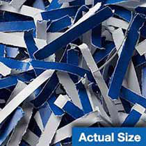 Cross-Cut Actual Size