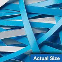 Strip-Cut Actual Size
