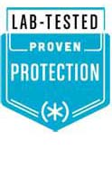 Lab-Tested Proven Protection