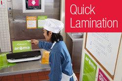Quick Lamination