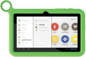 XO Tablet Parental Controls