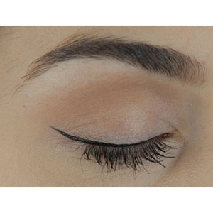 thin cat eye LORAC aplus 8 25 13