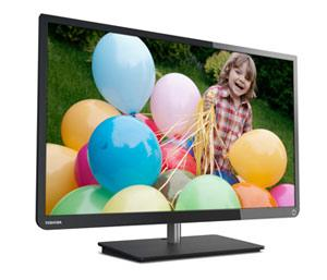 Toshiba 39L1350U 39-Inch 1080p 120Hz LED HDTV Product Shot