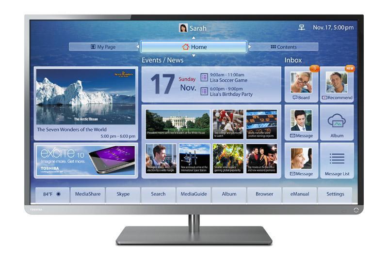 amazon com toshiba 39l4300u 39 inch 1080p 120hz smart led hdtv with rh amazon com toshiba 32 inch tv specs toshiba 32 inch tube tv manual