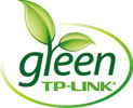 tplinkamz green TP LINK. CB384093050  - TP-Link 24-Port Gigabit Ethernet Unmanaged Switch | Plug and Play | Metal | Rackmount | Fanless | Limited Lifetime (TL-SG1024)