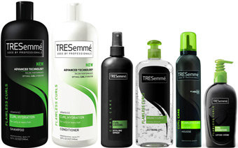 tresemme flawless curls hydration lotion creme