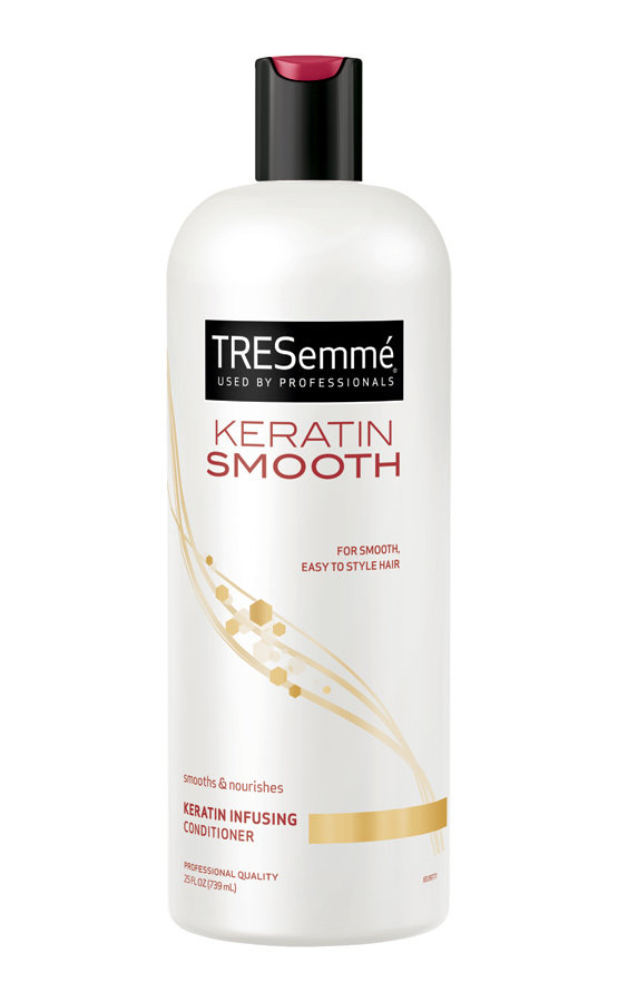 tresemme hair styles for hair tresemm 233 keratin smooth conditioner 25 oz 4657