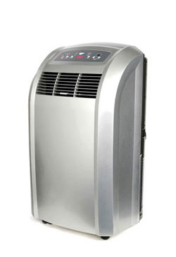 Whynter ARC-12S Portable Air Conditioner, Platinum