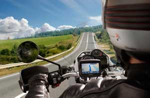 TomTom Rider lifestyle
