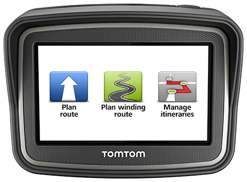 tomtom rider motorcycle gps navigator with. Black Bedroom Furniture Sets. Home Design Ideas