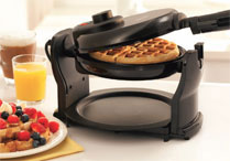 BELLA Rotating Waffle Maker Product Shot