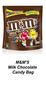 Buy M&M'S Milk Chocolate Candy Bags