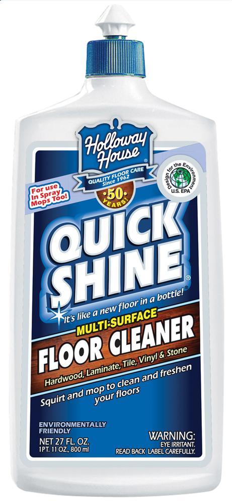 Amazon Com Quick Shine Multi Surface Floor Cleaner 27
