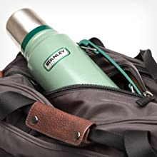 carry, bring, lunch, hot, coffee, soup, thermos, bottle, stanley, insulated, insulation, vacuum