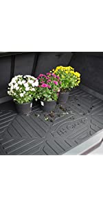 cargo tray for car