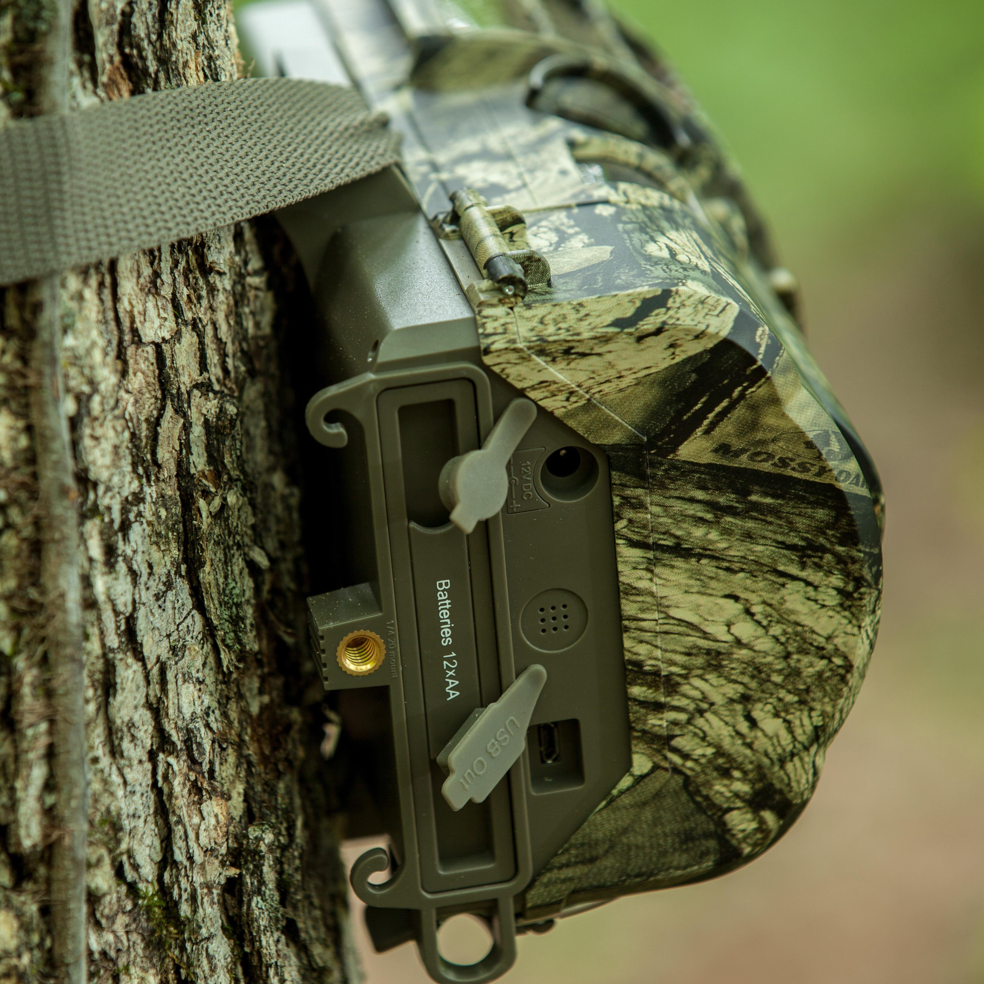 Moultrie Mobile Wireless Field Modem Mv1 >> Amazon.com : Moultrie Panoramic 180i Game Camera, Mossy ...