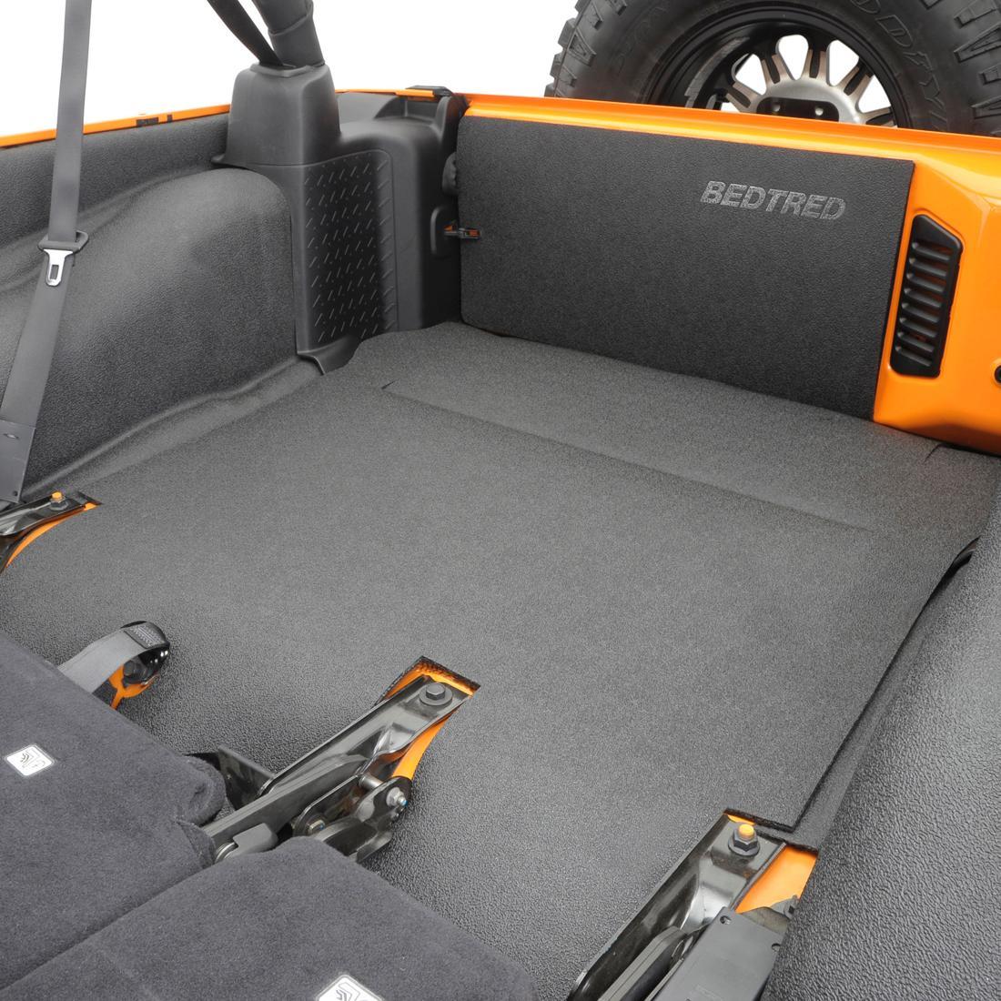 Amazon.com: Bedrug BTTJ97F BedTred Front Cargo Liner Kit