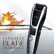 Panasonic ER-GB70-S legendary Japanese craftmanship and quality