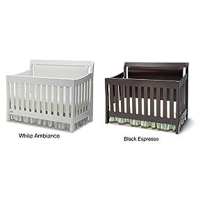 Simmons juvenile crib manual.