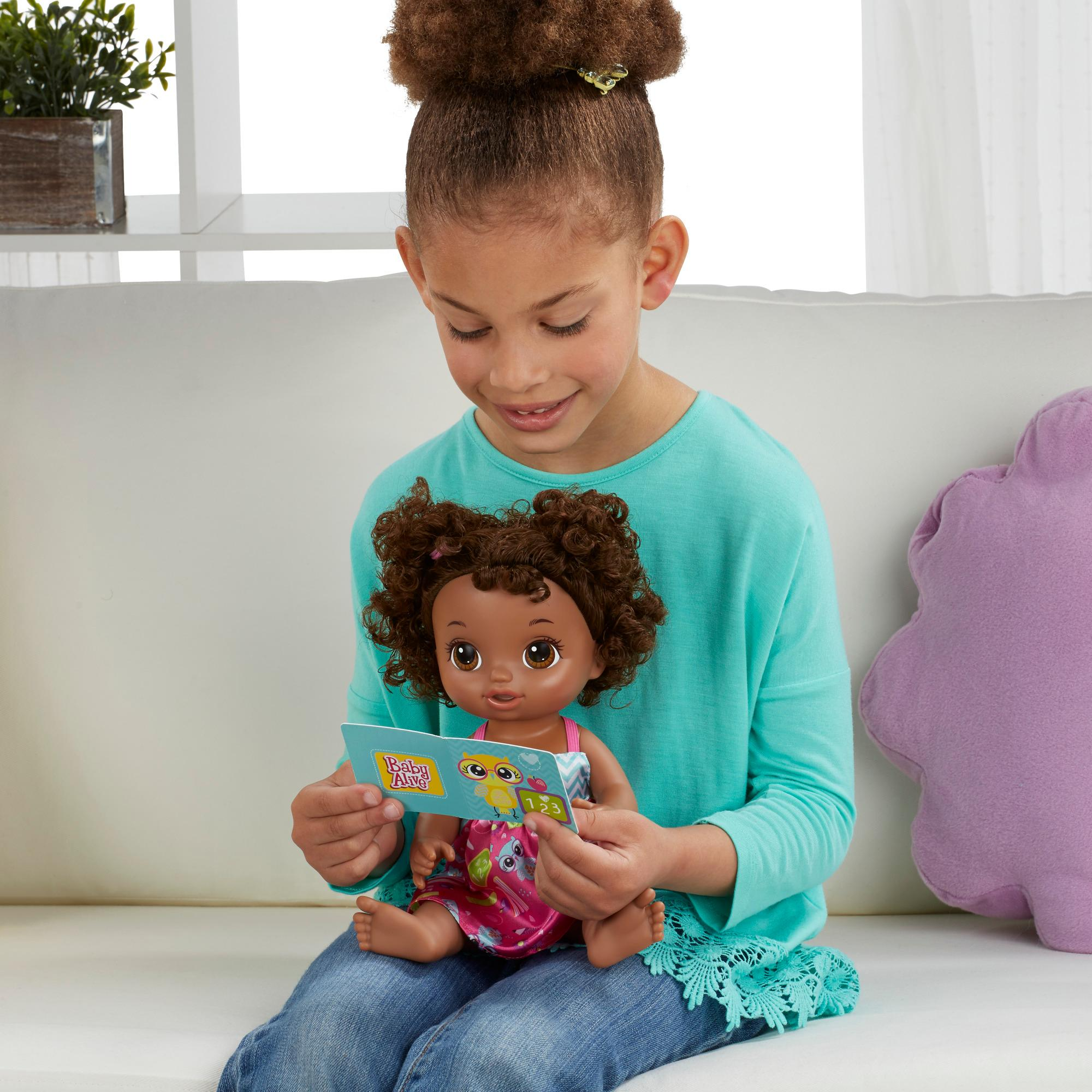 Amazon Com Baby Alive Ready For School Baby African