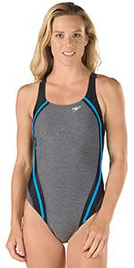 Amazon.com: Speedo Women's Endurance Lite Perforated Two