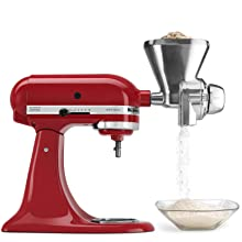 kitchenaid kgm stand mixer grain mill attachment kitchen