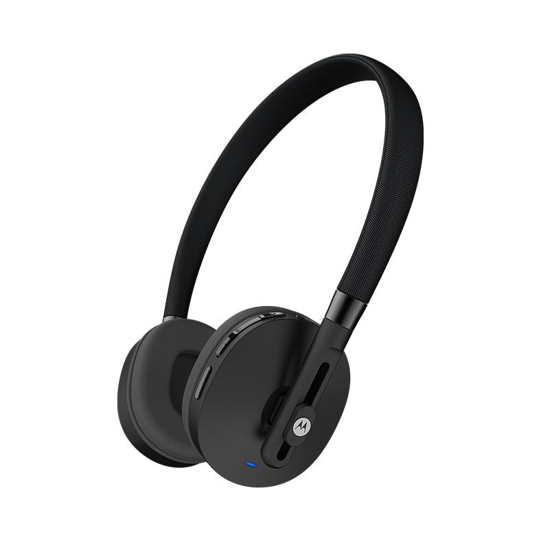 Amazon.com: Motorola Moto Pulse Wireless Stereo Headphones (Black