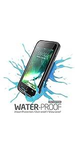 waterproof case, iphone 7 plus waterproof case, iphone 7 lifeproof, iphone 7 duarable case