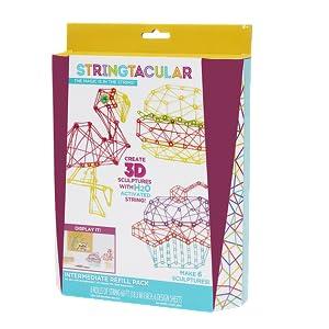 Stringtacular, arts & crafts, arts and crafts, toys for girls, girl toys, regalos por las ninas