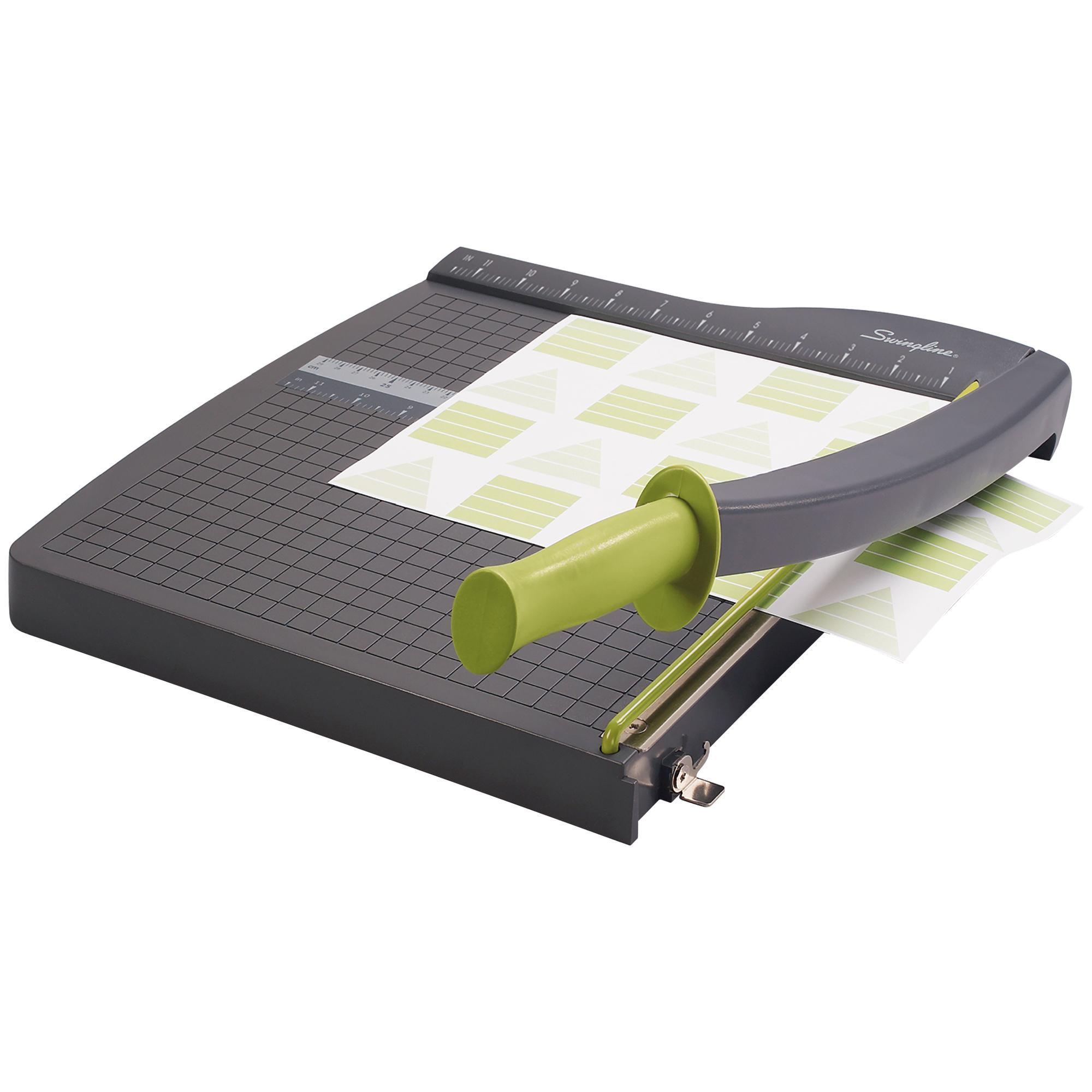 paper guillotine Product features items from paper, labels, photographs etcthis guillotine will easily.