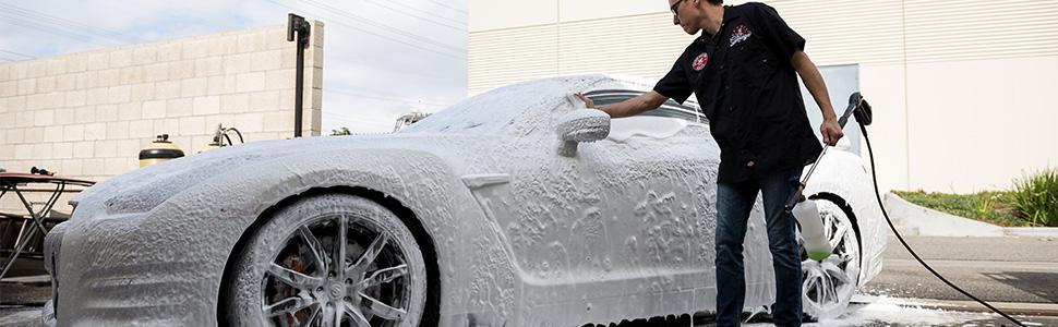 Amazon Com Chemical Guys Cws 110 Honeydew Snow Foam Car