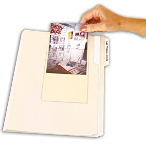 Peel & Stick Photo Holders display photos anywhere