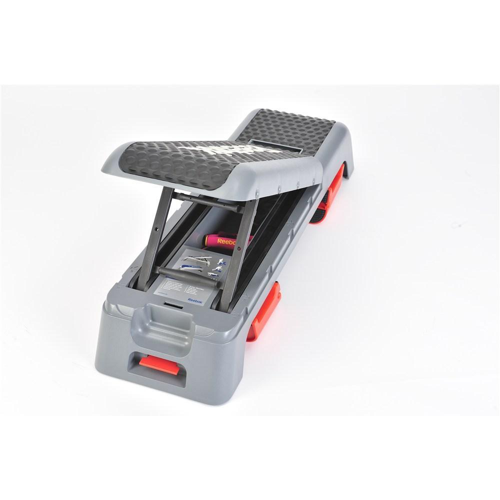 Amazon Com Reebok Professional Deck Workout Bench