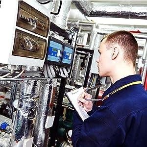 Extech, AN100, Thermo-Anemometer, HVAC, HVAC installation, repair, diagnostics, vents