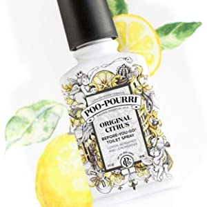 Poo Pourri Before-You-Go Toilet Spray natural