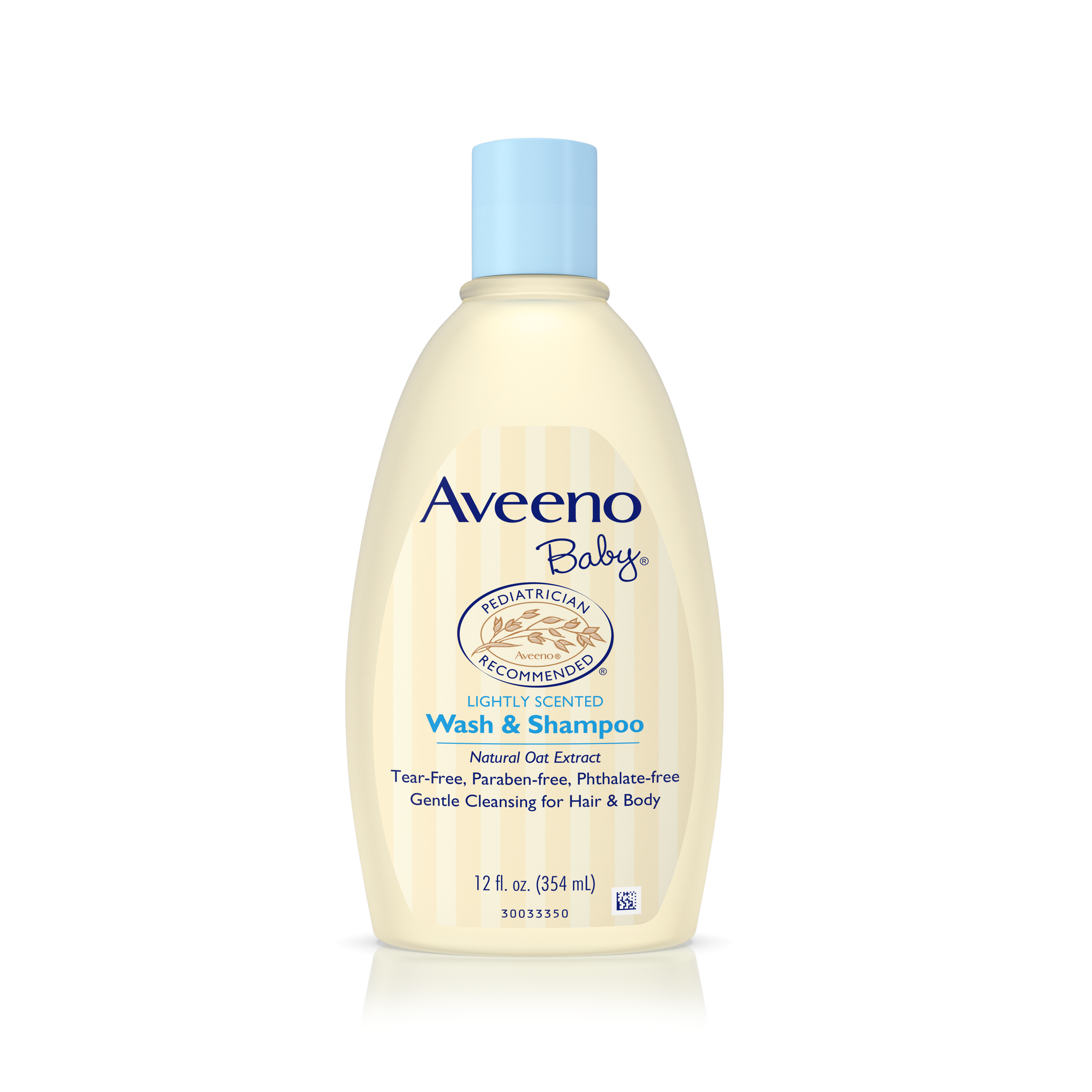 Natural Fragrance Free Shampoo