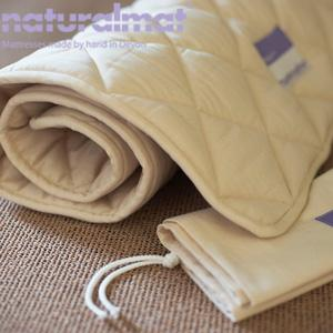 Amazon Com Natural Mat Organic Mattress Protector Baby