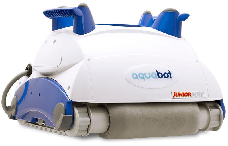 Amazon.com : Aquabot Junior NXT Robotic Pool Cleaner, One