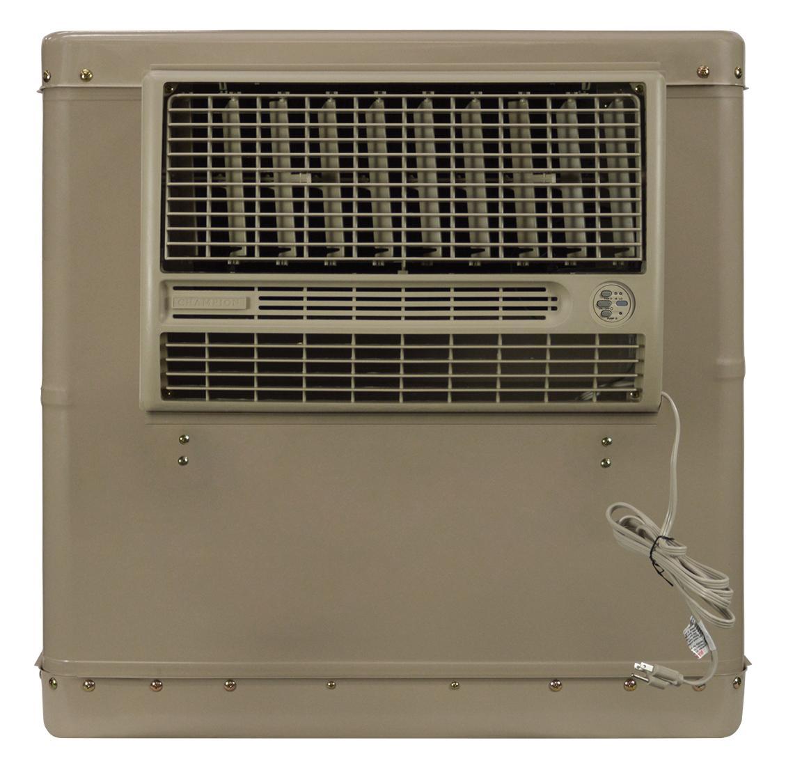 Evap Cooler Installation : Amazon essick air window evaporative cooler rn w