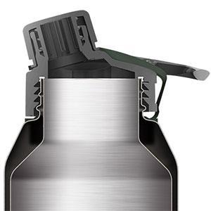 insulation, steel, vacuum, bottle
