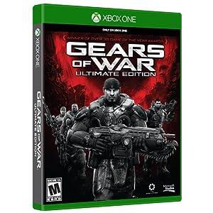 Amazon com: Gears of War: Ultimate Edition - Xbox One: Microsoft