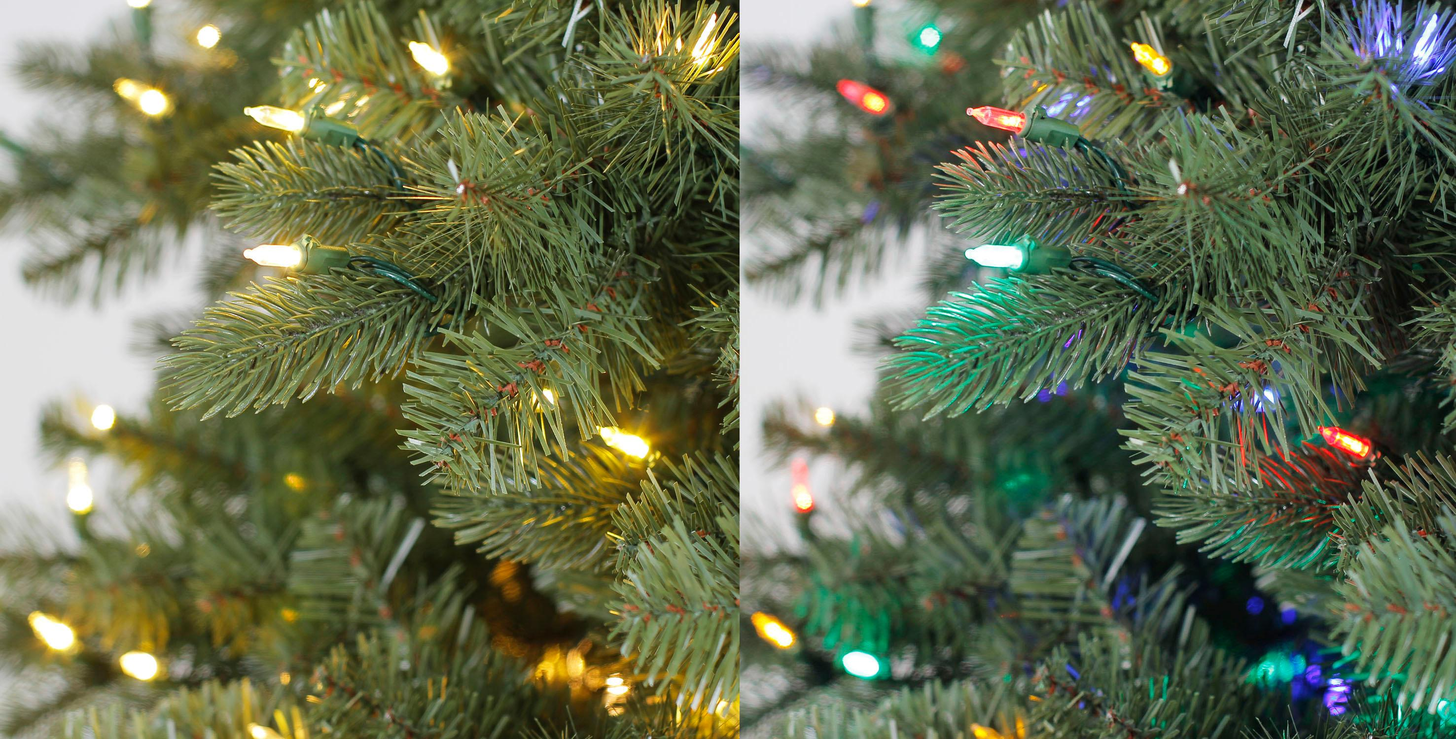 Amazon.com: Evergreen Classics Vermont Spruce 6.5 Ft Color