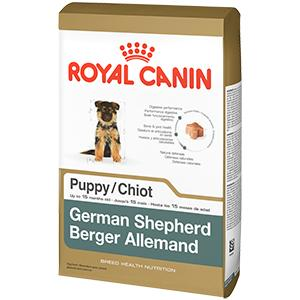 Royal canin german shepherd hinta